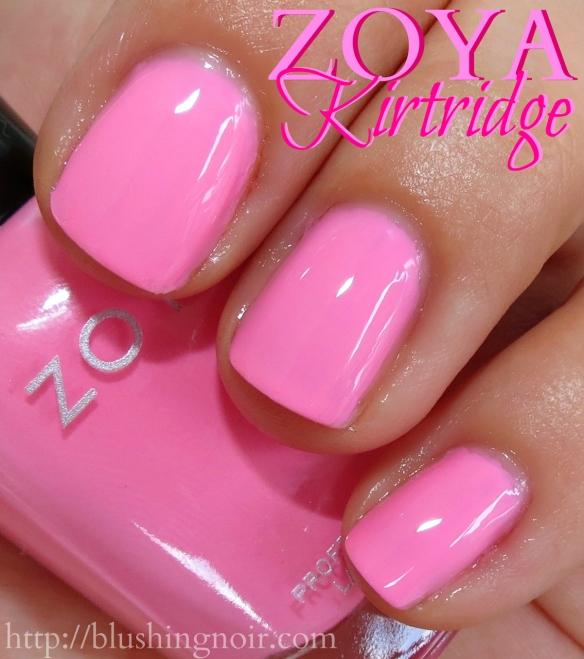Zoya Kirtridge Nail Polish Swatches
