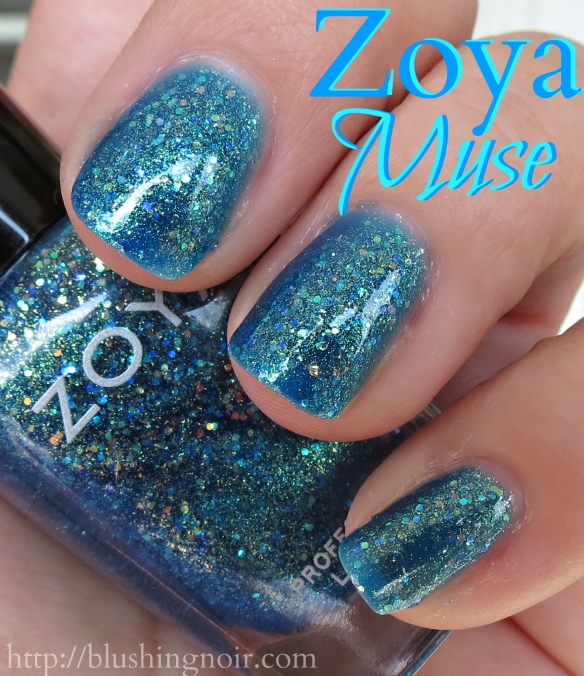 Zoya Muse Nail Polish Swatches