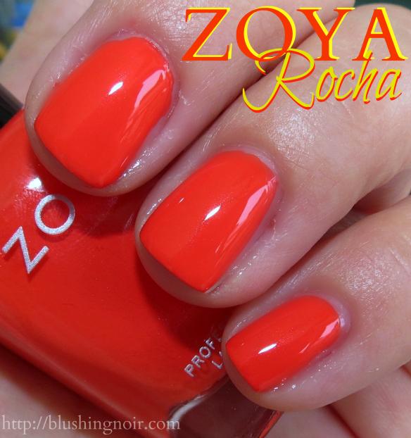 Zoya Rocha Nail Polish Swatches