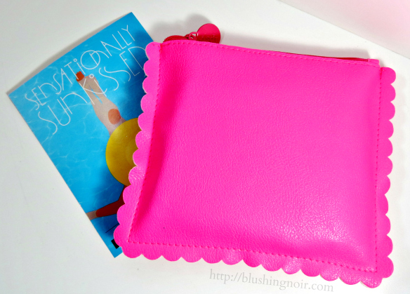 July 2014 ipsy Glam Bag Review & Swatches