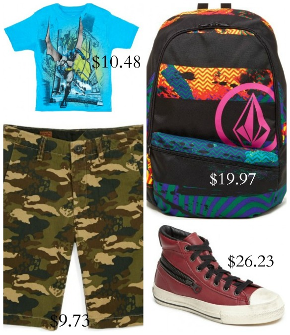 Back-to-School Bargain Shopping at #NordstromRack + a Giveaway!
