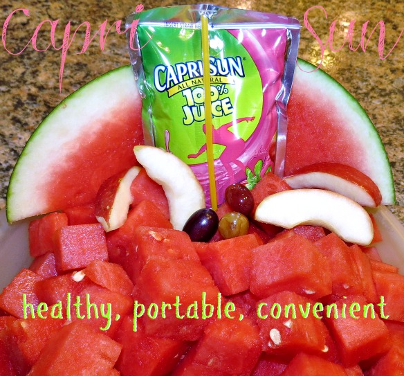 Capri Sun Healthy Portable Convenient