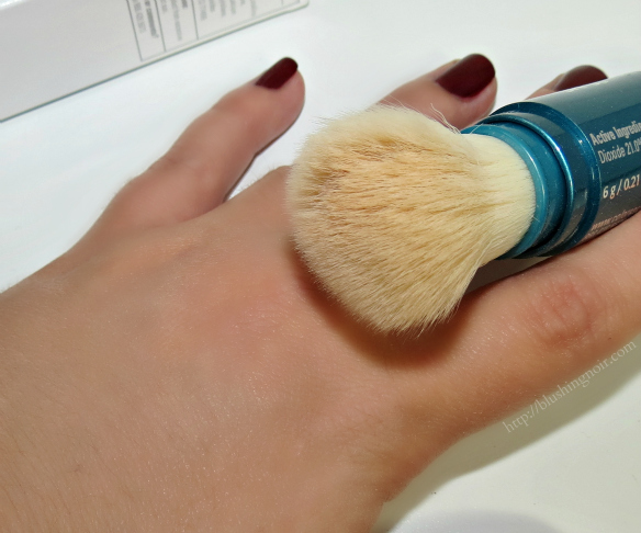 Colorescience Loose Mineral Sunscreen SPF 30 swatches