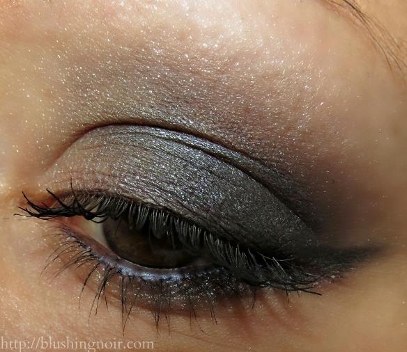 Dior Pied-de-Poule 5 Couleurs Eyeshadow Palette Eye Look