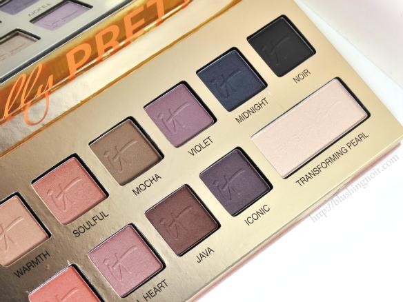 IT Cosmetics Naturally Pretty Vol 1 Matte side 2