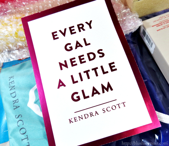 Kendra Scott Every Girl Needs a Little Glam