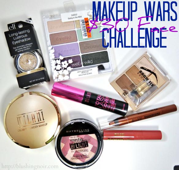 Makeup Wars $30 Face Challenge