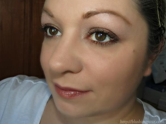 Makeup Wars $30 Face look