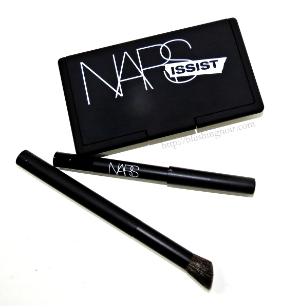 NARS  NARSissist Smokey Eye Kit Review