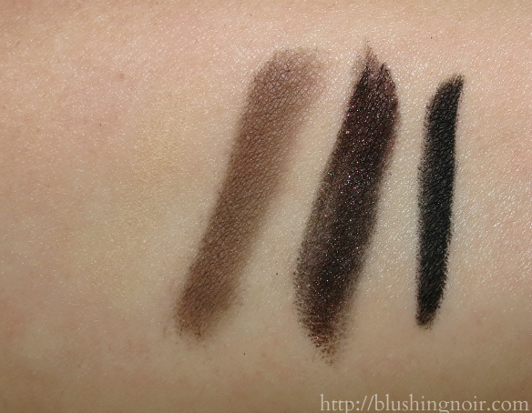 NARS  NARSissist Smokey Eye Kit Swatches