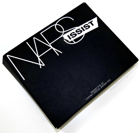 NARS NARSissist Smokey Eye Kit box