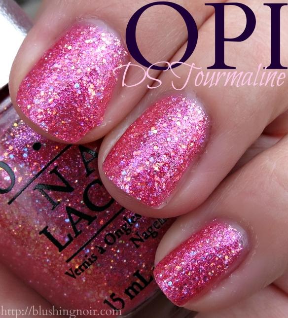 OPI DS Tourmaline Nail Polish Swatches shade