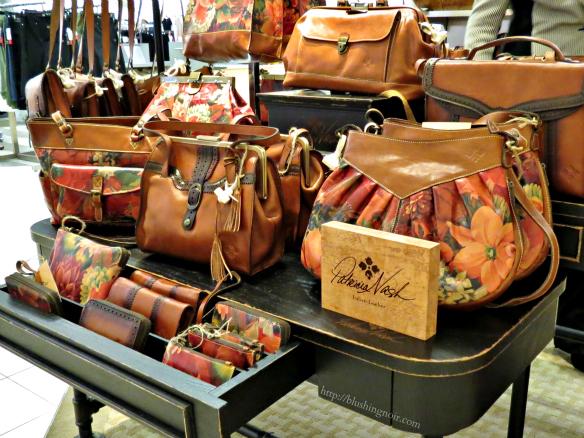Getting to know Handbag Designer Patricia Nash