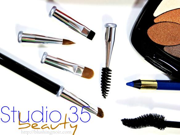 Studio 35 Beauty Magnetic Eye Brush Set Review #walgreensbeauty #shop #cbias