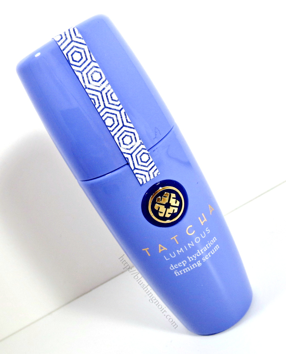 Tatcha Deep Hydration Firming Serum Photos + Review