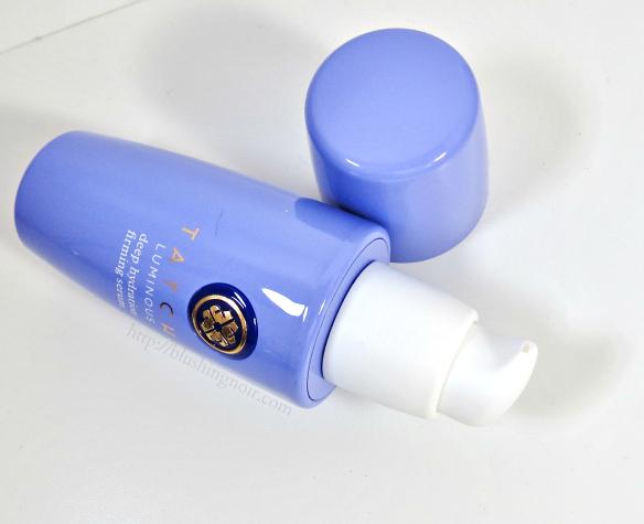 Tatcha Luminous Deep Hydration Firming Serum review