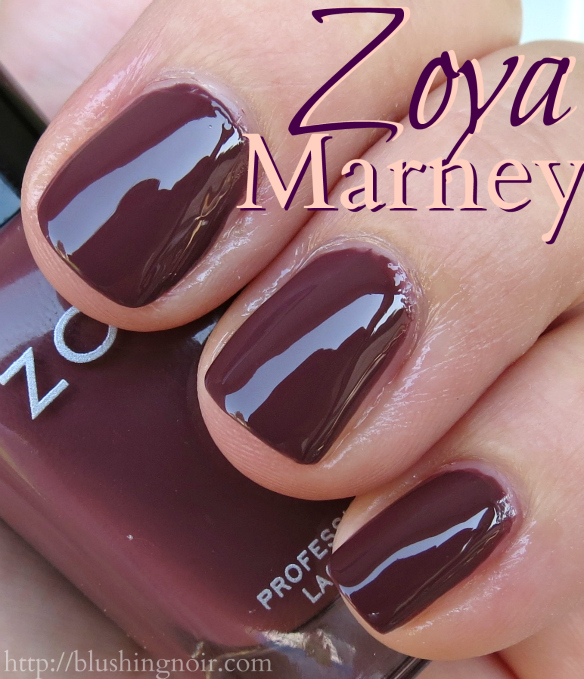 Zoya Marney Nail Polish Swatches