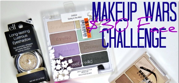 Makeup Wars $30 Face Challenge