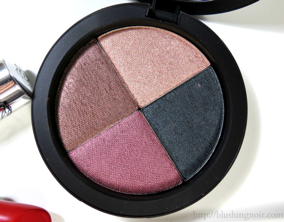 Art On It Asphyxia Eye Shadow palette review