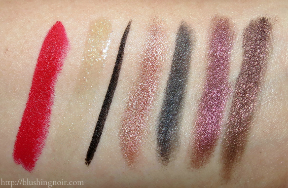 Art On It Asphyxia Swatches