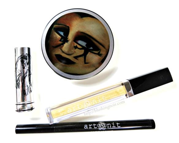 Art On It Makeup Review Photos