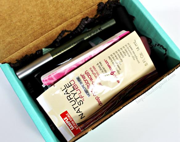 Beauty Box 5 September 2014