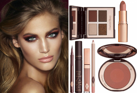 Charlotte Tilbury Get the Look THE Dolce Vita