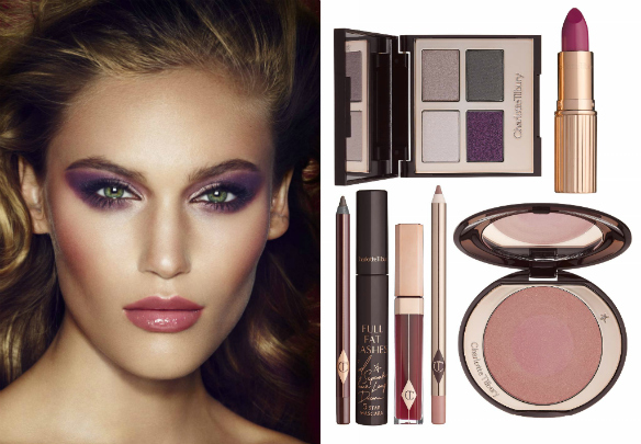 Charlotte Tilbury Get the Look THE Glamour Muse