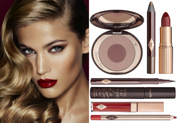 Charlotte Tilbury Get the Look THE bombshell