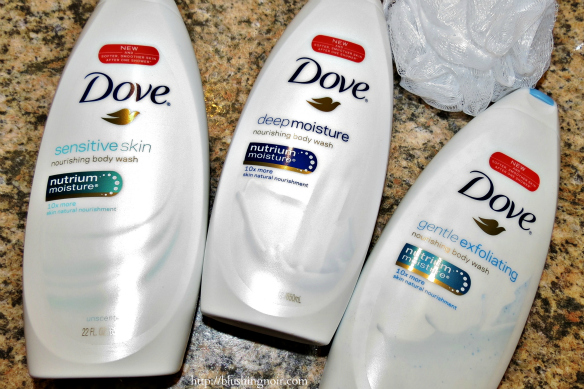 Join the DOVE #OneShowerChallenge + Giveaway!