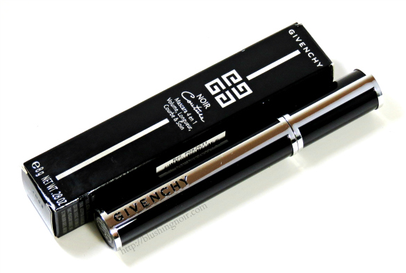 Givenchy Noir Couture 4 in 1 Mascara Review