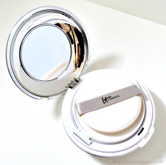 IT Cosmetics LIGHT CC+ Veil Beauty Fluid Foundation Review