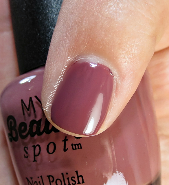 My Beauty Spot Nail Polish Swatches