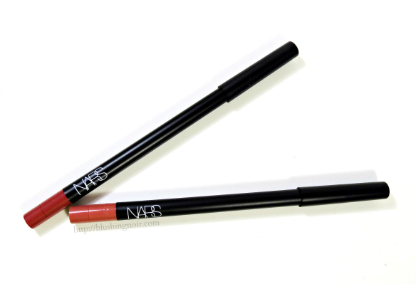 NARS Velvet Lip Liner Photos Review