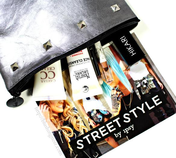 September 2014 ipsy glam bag street style