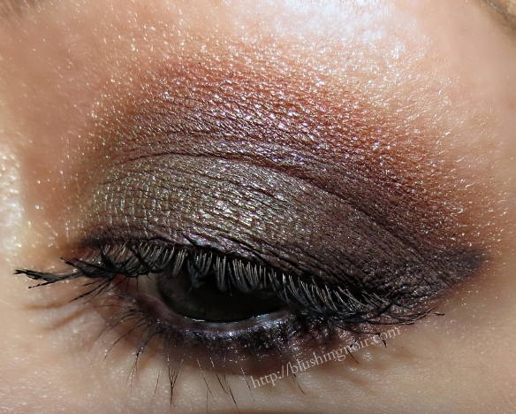 Smashbox Cherry Smoke Photo Op Eye Shadow Palette EOTD 2