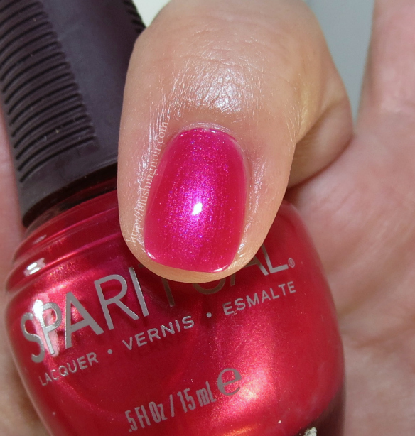 Sparitual Uncharted Nail Polish Swatches