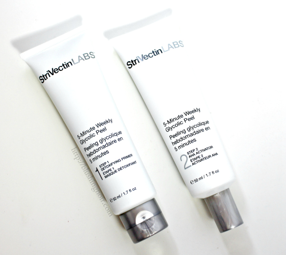 Strivectin 5-Minute Weekly Glycolic Peel Review