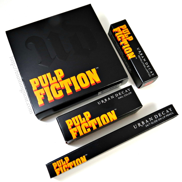 Urban Decay Pulp Fiction