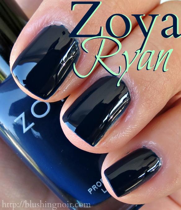 Zoya Ryan Nail Polish Swatches