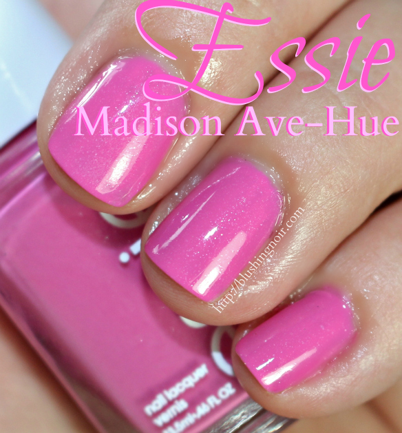 Essie Madison Ave-Hue Nail Polish Swatches