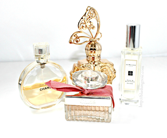 4 Fragrances for Fall – Makeup Wars