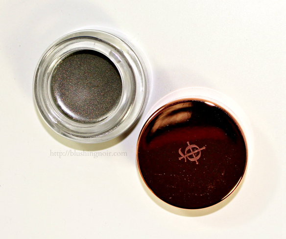 Illamasqua Bibelot Vintage Metallix Eyeshadow Review