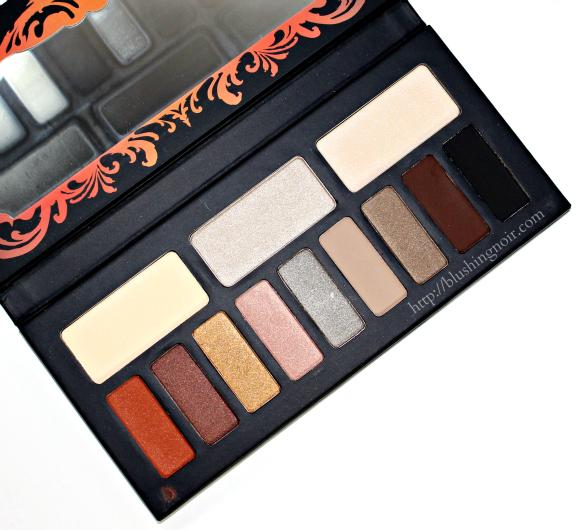 Kat Von D Monarch Eyeshadow Palette Swatches, Review + EOTD