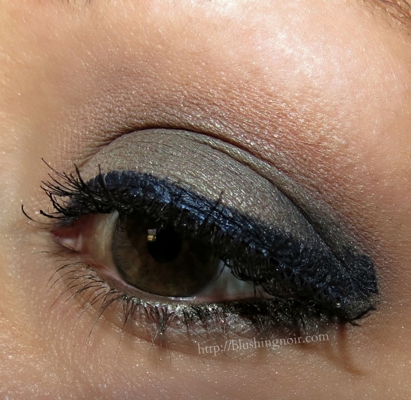 Laura Mercier Artist's Palette for Eyes & Cheeks Night look