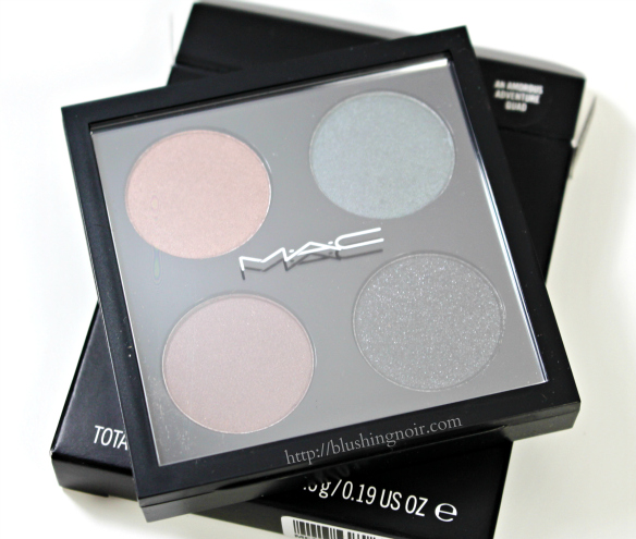 MAC An Amorous Adventure Eye Shadow Quad