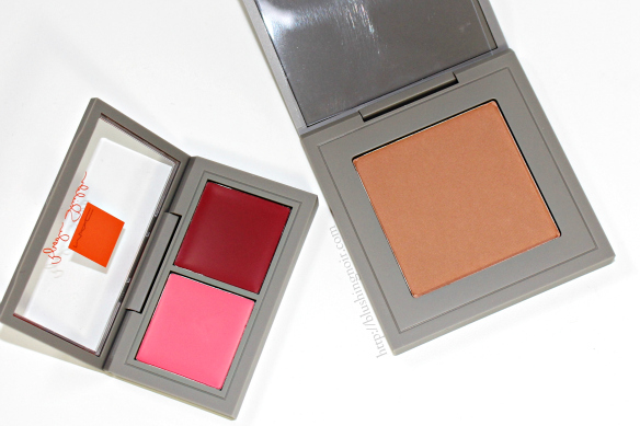MAC Brooke Shields Collection swatches review