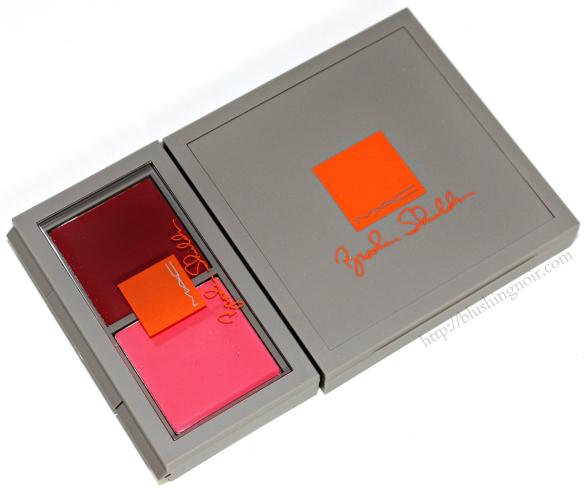MAC x Brooke Shields Creme Colour Base Bronzing Powder Review