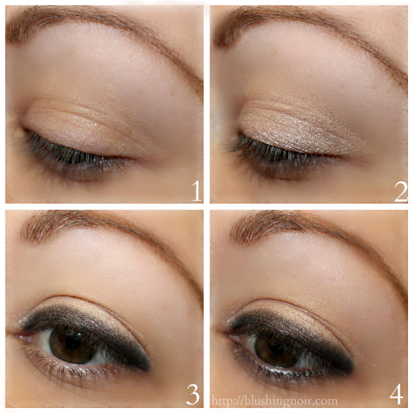 Make Up For Ever Artist Eye Shadow Day Look Tutorial