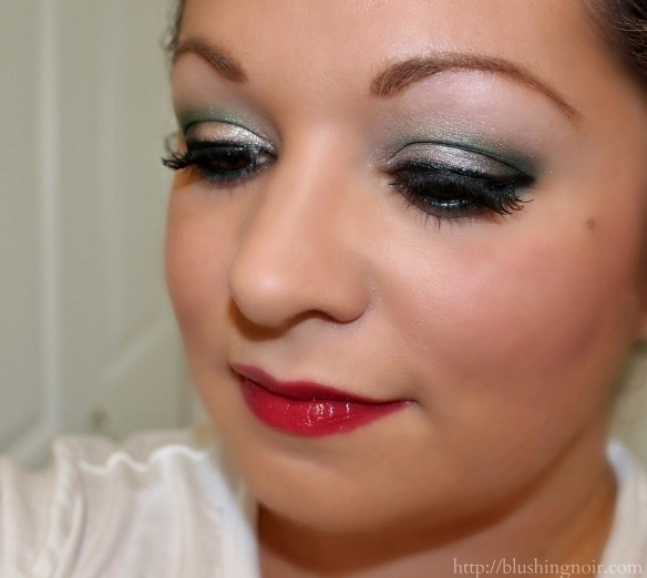 Make Up For Ever Artist Eyeshadow Night Look 2